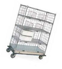 1172463 Cart Exch Stl ECM-C Series 24x60 Ea Intermetro