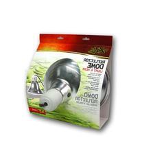 Zilla Reptile Terrarium Heat Lamps & Habitat Lighting Dome,
