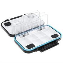 12 Compartments Waterproof Storage Case Fly Fishing Lure