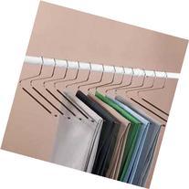 12 piece set of Jobar Slacks Hangers Open Ended pants Easy