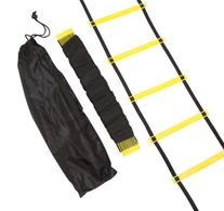 Trademark Innovations 12 Rungs Agility Training Ladder,