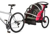 Schwinn Joyrider Double Bicycle Trailer