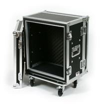 12 Space  ATA Rack Effects Road Shock Mount Case  - Also For
