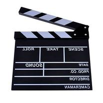 Neewer® 12''X11''/30cm X 27cm Wooden Director's Film Movie
