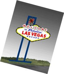 1251 Model Las Vegas Animated Lighted Sign by Miller Signs