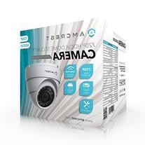 Amcrest 720P 1280 TVL Dome Weatherproof IP66 Camera with 20