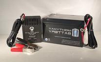 12V 12AH Battery for Mega Motion Travel Pal MM111B + 12V