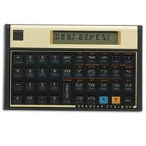 * 12C Financial Calculator, 10-Digit LCD