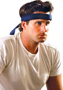 1EA-Miracool Headband - Cooling Lasts for Hours - Re-Usable