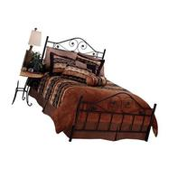 Hillsdale Furniture 1403BK Harrison Bed Set, King, Texture