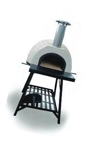 Rustic Cedar 140AD70 Wood Fired Oven