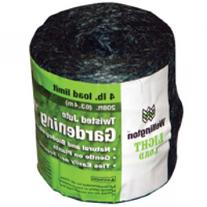 Wellington-cordage 14258 Green Jute Twine 208-Ft