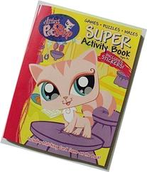 Littlest Pet Shop 144 Page Coloring & Activity Book With