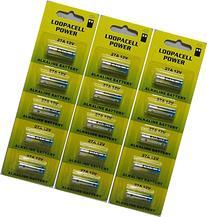 15 Loopacell A27 12 Volt Batteries MN27 27AE 23-279 GP27 27A