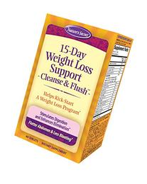 Nature's Secret 15-Day Weight Loss Support Cleanse & Flush