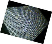 1500 Bulk Sheet of 5mm Self Adhesive AB Diamante Stick on