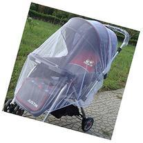 150x110cm Lovely Cute Infants Baby Stroller Mosquito Net