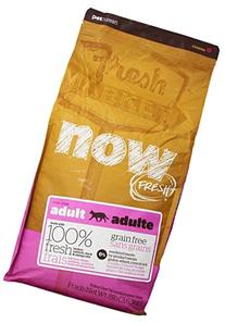 NOW! 152319 Fresh Grain Free Food for Adult Cats, 8-Pound
