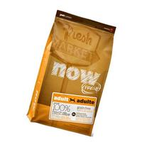 NOW!! 152343 Fresh Grain Free Adult Dog Food, 12-Pound Bag