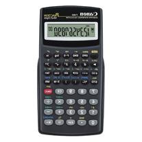 Canon 158 Fnctn Scientific/Statistical Calculator