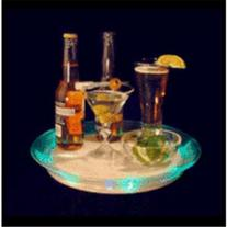 Fortune Products ST-15R 15 inch Super LED Serving Tray