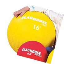 FLAGHOUSE 16'' Playground Ball - Yellow
