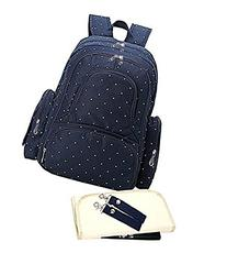 Baby 16 Pockets Waterproof Oxford Fabric Travel Backpack