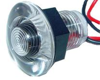 Aqua Signal LED Livewell Bulkhead and Accent Courtesy Light