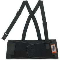 ProFlex 1650 Economy Elastic Back Support, Black