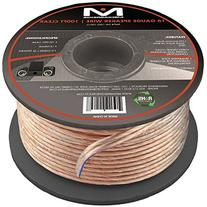 Mediabridge 16AWG 2-Conductor Speaker Wire  - Spooled Design