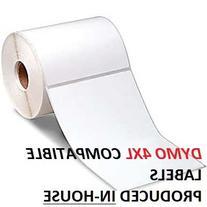 Dymo 1744907 Compatible 4x6 4 Rolls