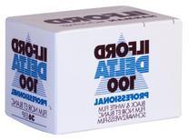 Ilford 1780624 Delta 100 Professional Black-and-White Film,