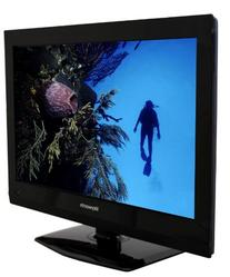 19 TV/DVD Combo with LED Backlighting and AC/DC Power