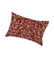 """19"""" x 12"""" Weather-Resistant Outdoor Classic Lumbar Pillow,"""