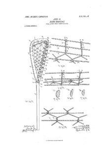 1908 Ceel 891813 LACROSSE STICK Patent