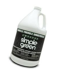 Simple Green 19128 Crystal Industrial Cleaner/Degreaser, 1