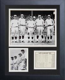 Legends Never Die 1927 New York Yankees Murderer's Row