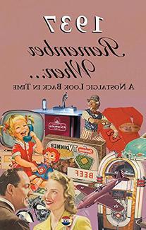 Seek Publishing 1937 Remember When KardLet
