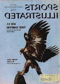 1959 Golden Eagle Wildlife Sports Illustrated