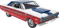 1967 Sox & Martin Plymouth GTX 1/25 Revell Monogram