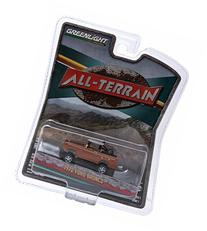 "1972 Ford Bronco Custom Copper Metallic ""All Terrain"" Series"