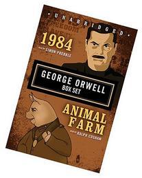 1984/Animal Farm :  George Orwell Boxed Set