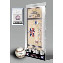 1985 MLB All-Star Game Mini-Mega Ticket - Minnesota Twins