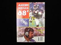 1986 New York Giants NFL Media Guide