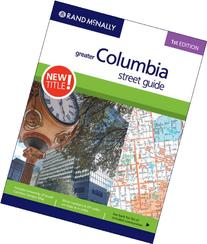 Rand McNally 1st Edition greater Columbia street guide