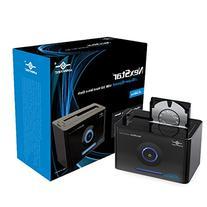 Vantec 2.5/3.5-Inch SATA I/II to USB 3.0 Hard Drive Dock,