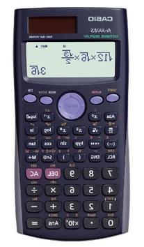 2-Line Scientific Calculator Calculator