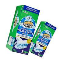 Scrubbing Bubbles, Fresh Brush HEAVY DUTY Refills, 8 ct. ea