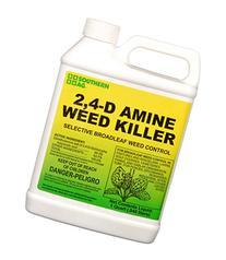 Southern Ag 2,4-D Amine Weed Killer Selective Broadleaf Weed