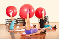 Exercise Ball for Fitness Yoga Pilates Gym Stability Ab